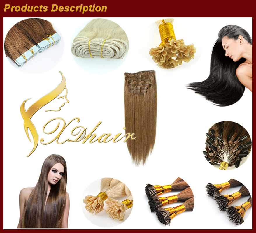 Best Selling Direct Factory Remy Hair Human Hair Clip In Hair