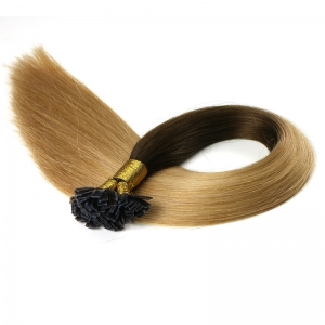 0.8g per strand flat tip hair extensions