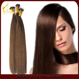2015 Best Selling Nano Tip Hair Nano Ring Tip Hair 100% Human Hair Factory Wholesale