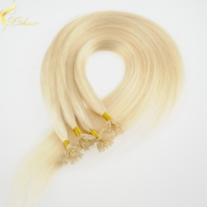 2016 pre-bonded hair extension 1g u tip hair extension 8A