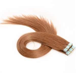2016 top quality wholesale virgin remy russian hair tape hair extensions