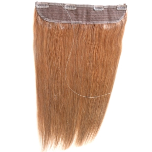 2017 double weft wholesale virgin cheap remy one piece clip ins