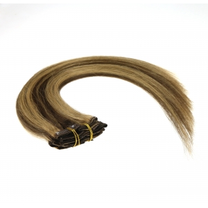 Best Quality triple weft clip in hair extension