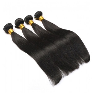Best selling products top selling products in alibaba 100 virgin Brazilian peruvian remy human hair weft weave bulk extension