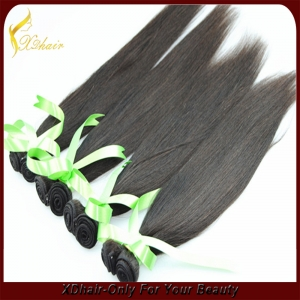 Cheap body wave hair weft/wave real human hair extensions