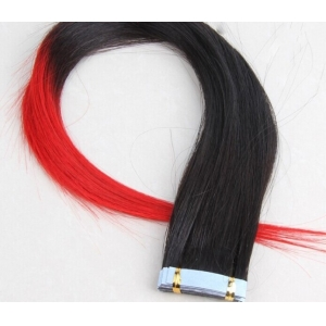 Cheap high quality human tape hair 100% virgin remy hair tape in hair extentions wholesale