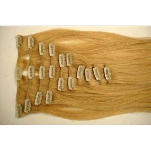 Double Weft 2016 Ali Trade Assurance Cuticles Remy Hair Tangle Free Factory Price Full Head Clip In Hair Extensions Free Sample