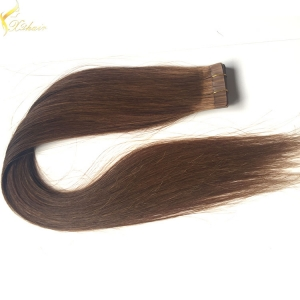 Fast ship large stock double drawn remy tape in weft extensions