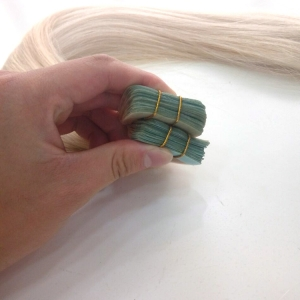 High Quality Wholesale Tape Hair Extensions, Hot Sell Hair Accessory, 100% Remy Tape in Hair Extensions