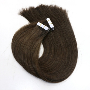 High Quality tape hair extension Remy Virgin Brazilian Human hair