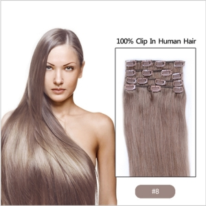 Hot-selling best clip in hair extensions for fine hair