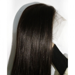 Human hair wigs full lace wig top quality factory hair extension