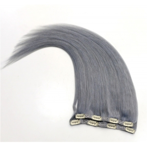 New Arrival Direct Factory Trade assurance Hot Real Virgin Indian Clips Hair