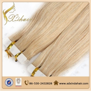 New recommended standard weight Natural color tape in hair extentions,style by ese hair