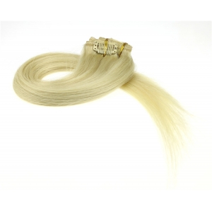 Wholesale clip in hair extensions brazilian weave