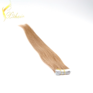 Wholesales Price 100% Human Hair double drawn tape hair extensions