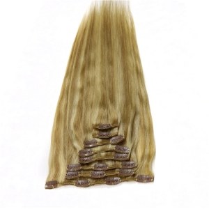 alibaba express china new products 100% virgin brazilian indian remy human hair clip in hair extension