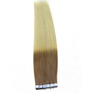 alibaba express china skin weft wholesale free shipping 100% virgin brazilian indian remy human hair PU tape hair extension