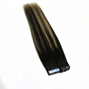 alibaba express skin weft free shipping 100% virgin brazilian indian remy human hair PU tape hair extension