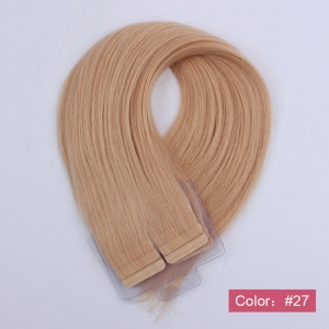 grade 7a Indian straight hair,wholesale tape hair extensions