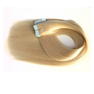 unprocessed hair Tape in Hair Extensions 8a virgin