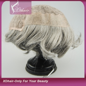 China 100% Human Hair High Quality Cheap Price Toupee for Men, Can be Custom Order No Tangle No Shedding Factory Price factory