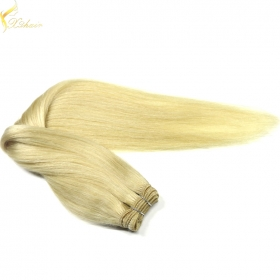 China 2016 directly factory price top quality 613 blonde hair weave factory