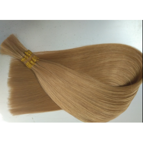 TSín Best quality virgin bulk hair extension malaysian hair bulk 100g bundles mhonarcha