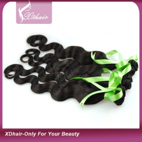 China Cheap Brazilian hair weave bundles New arrival 10-40inch available Unprocessed virgin human hair weave factory