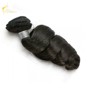 China Factory Price Top Quality Virgin Brazilian Human Hair 8A Grade Loose Wave Hair Weaving factory