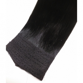 TSín High quality peruvian huma hair extension lace flip in hair mhonarcha