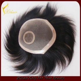 Кита Human hair toupee virgin remy indian hair popular fashion hair завод