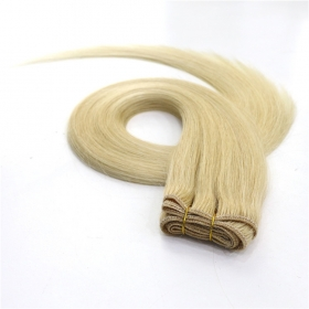 In stock fashion hot sale grade 8A remy hair weft