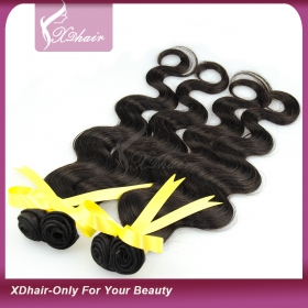 China Soft and Smooth Wholesale 100% Human Hair Mlalaysian Hair Extension Weaving factory