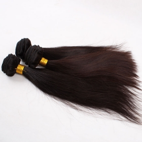 Кита Top Grade AAAAAA New Star Brazilian Silky Straight Remy Human Hair Weft in China завод