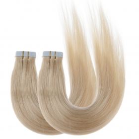 China Top Quality 7A Virgin Human Hair 26 Inches Tape Human Hair Extensions factory