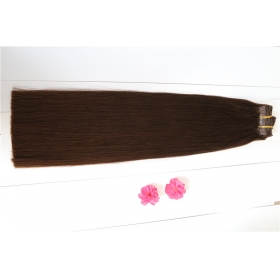 China Top sell in cabelo raw cambodian hair remy human hair clip ins virgin hair-Fabrik