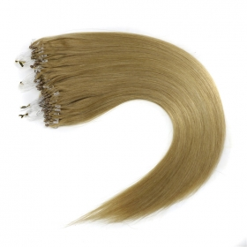 La fábrica de China In stock wholesale factory price paypal accept micro ring hair extensions