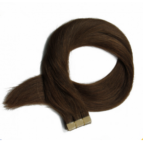 China Wholesale straight hair, 100% brazilian human hair, tape hair extension factory