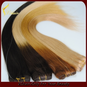 China XINDA Hot Sale  Factory Wholesale Flip In Human Hair Virgin Brazilian Hair Extensions on sales