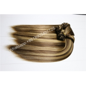 TSín brazilian virgin hair extension Flip virgin in Halo hair extension human hair mhonarcha