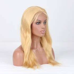 TSín human hair full lace wig mhonarcha