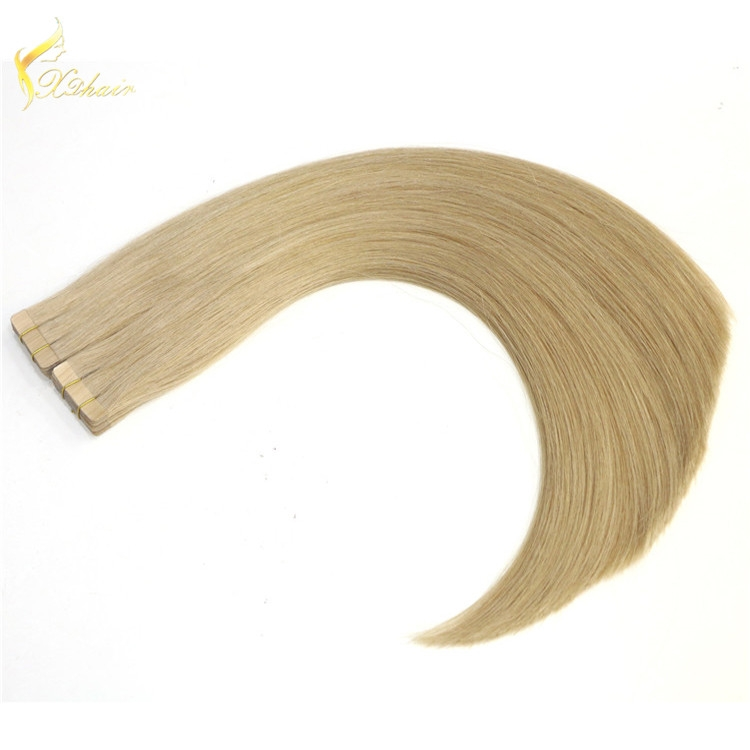 100% Remy Hair Salon Quality Tape Hair Extensions