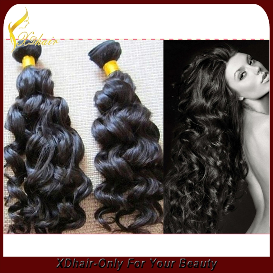 100 Virgin Hair Weave Extension Kinky Curly Hair Extension For