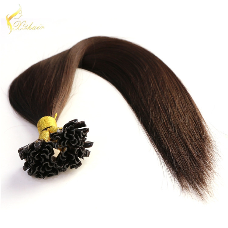 20-26 Inch Garde 8a Russian Hair Extensions Remy 1g I Tip Hair