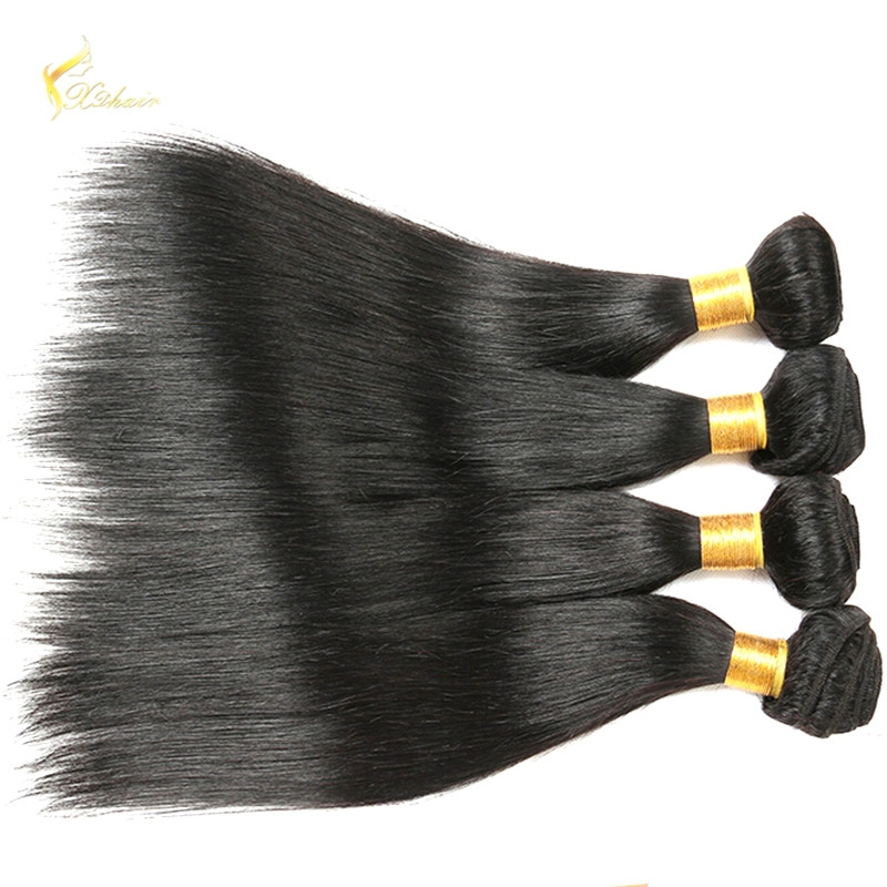20 inch 24 inch virgin remy brazilian hair weft,machine weft hair ,double weft marley braid hair extension