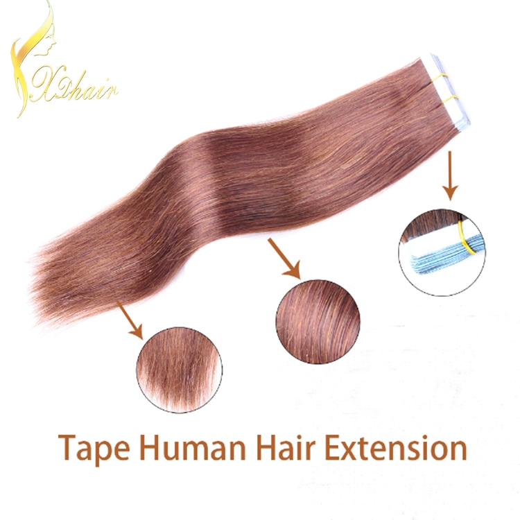 2016 New 100 Remy Human Hair Straight Single Drawndouble Drawn