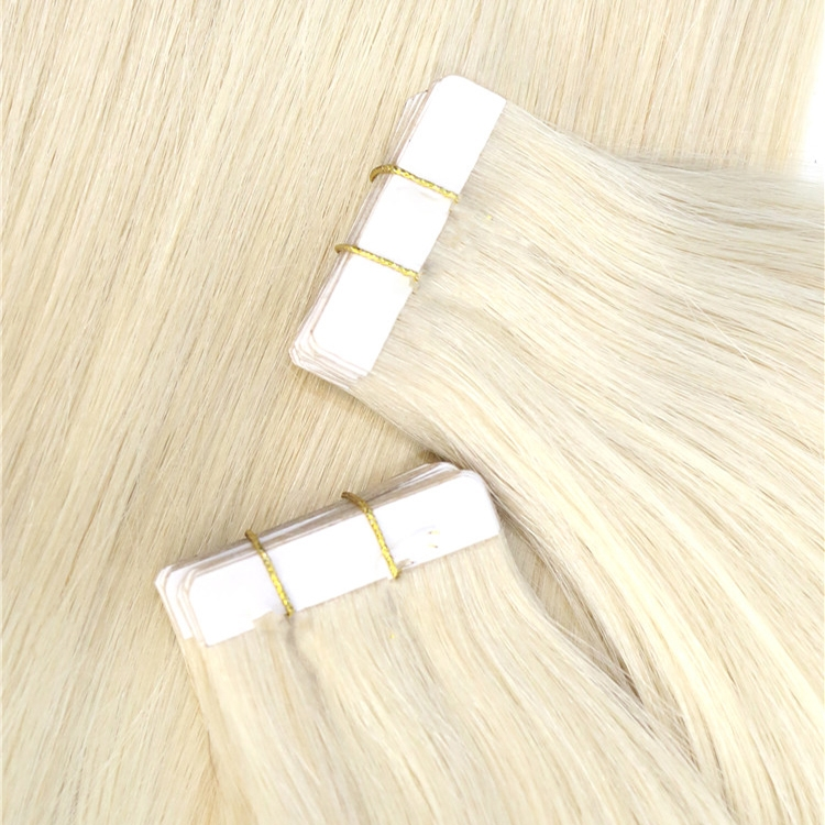 2017 hot new product #60 color tape hair extensions