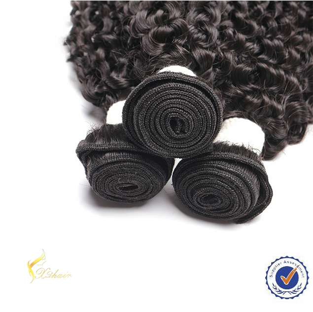 Brazilian Human Hair Weaves Different Types Of Expression Curly