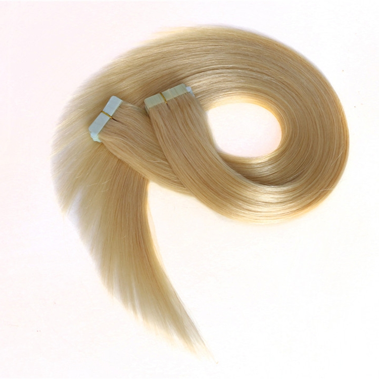 High Quality Very Cheap Tape In Hair Extensions Raw Material Remy